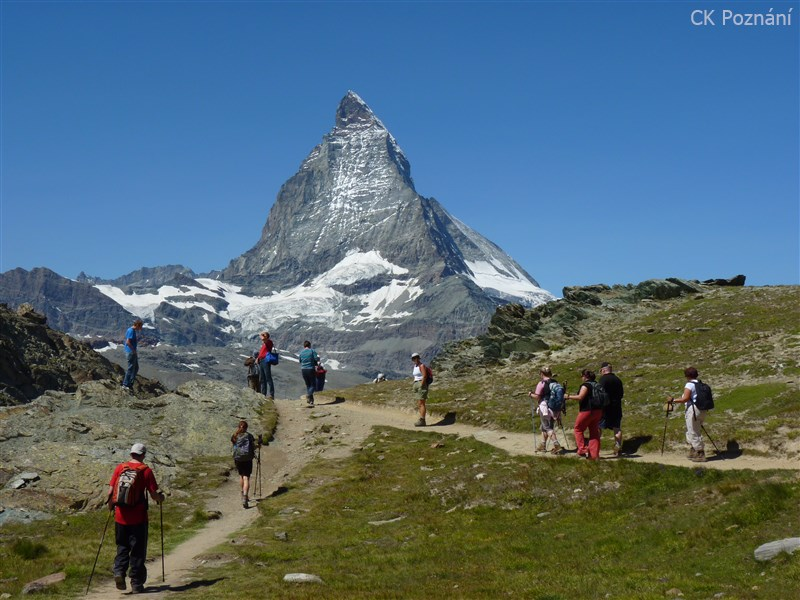 vcarsk Alpy - Matterhorn